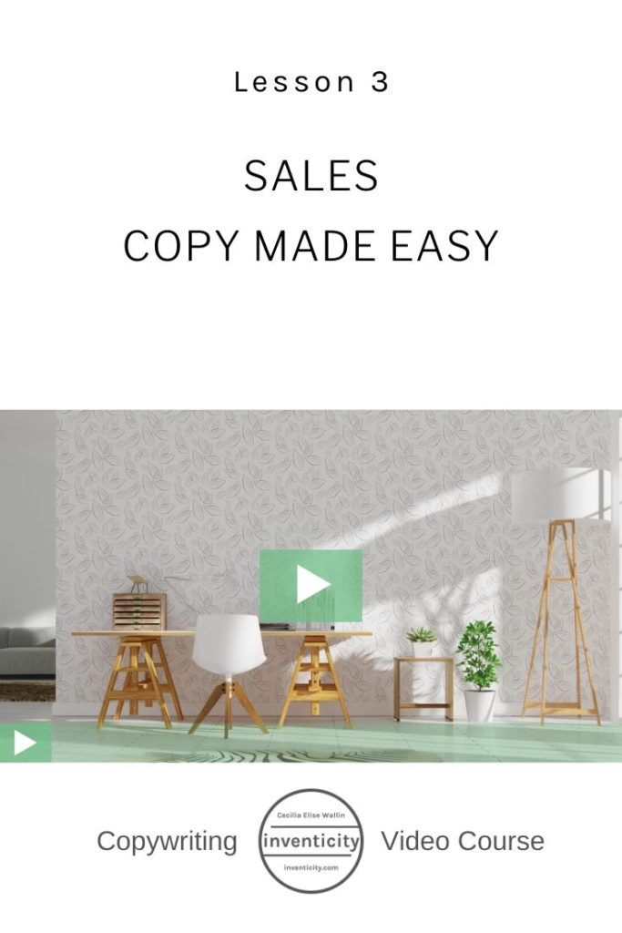 Sales Copy Made Easy Copywriting Tips for Beginners
