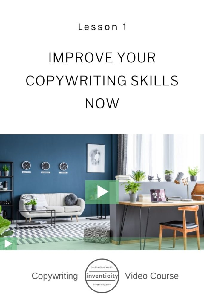 VIDEO COURSE _ Improve your Copywriting skills