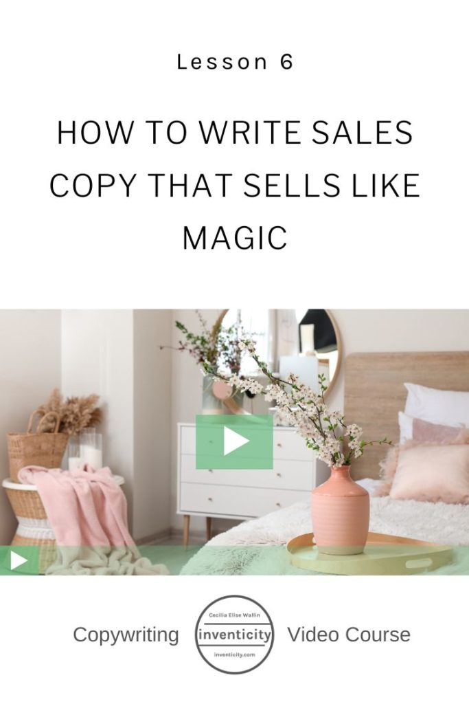 How to Write Sales Copy That Sells Like Magic